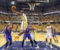 Lance Stephenson lider&oacute; a los Pacers a la final