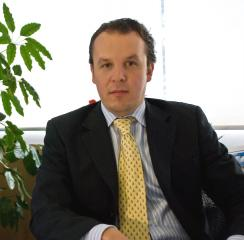 Julio Méndez, Director General de Old Mutual México