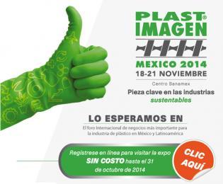 Registrese Sin Costo para Plastimagen 2014