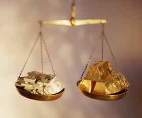 Mineras de oro canadienses se fusionan
