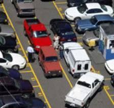 Problemas de estacionamiento