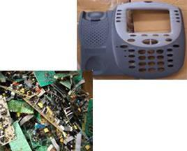 Reciclaje de productos electrónicos