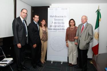 La Facultad de Química recibe reconocimiento de la COFEPRIS para ser Tercero Autorizado