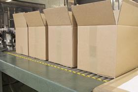 Cajas de papel cartón
