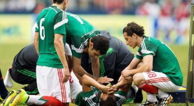 El sábado pasado muchos fuimos testigos del momento de la lamentable lesión que dejó fuera del mundial a Luis Montes