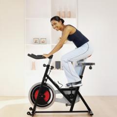 Como usar bicicleta estatica para adelgazar