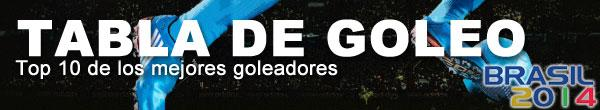 VEM - Tabla Goleo