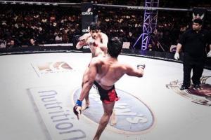 Mayura Dissanayake MMA