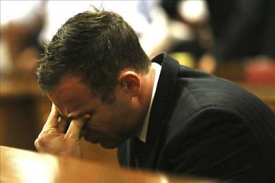 Oscar Pistorius Juicio