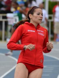 Jadilla Rahmouni atletismo