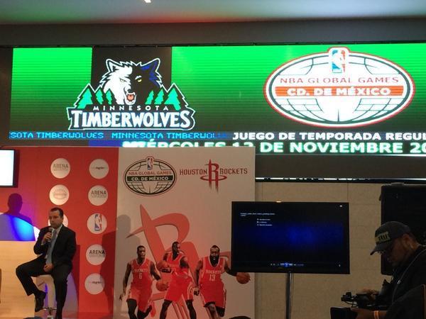 NBA Mexico