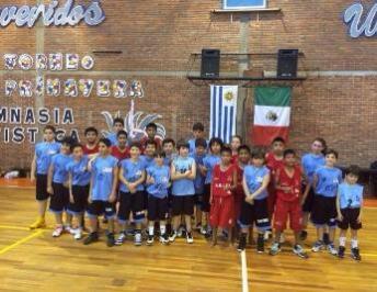Selección de basquetbol de la Academia de Baloncesto Indígena de México
