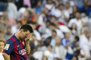 Messi infiltrado