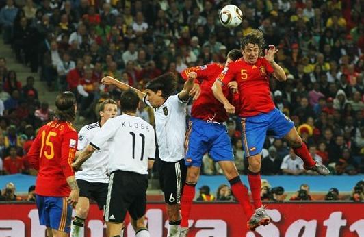 España Alemania