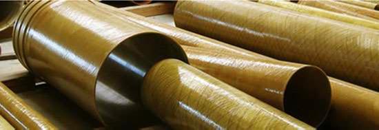 Grupo Gairec Tubería de fibra de vidrio 2