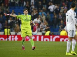Iker Casillas Cristiano Ronaldo Madrid