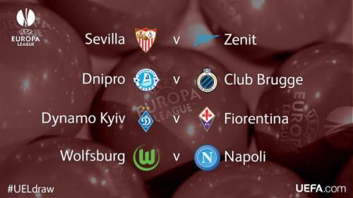Cuartos Europa League