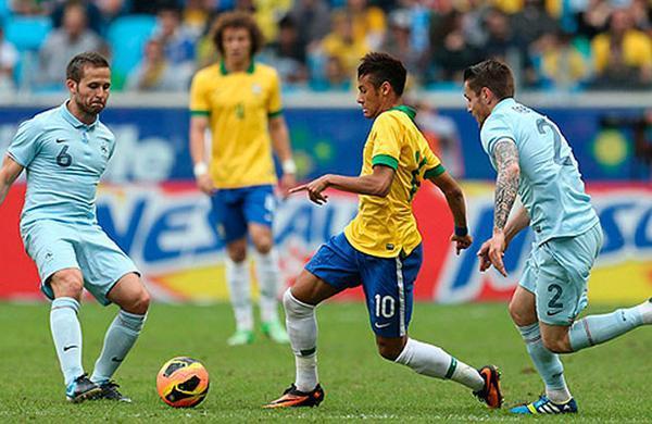 Francia Brasil