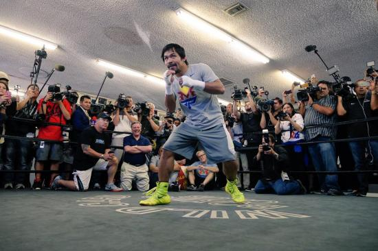 Manny Pacquiao Pacman