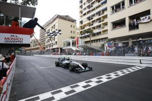 Nico Rosberg Gran Premio de Mónaco