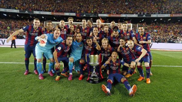FC Barcelona Doblete Copa del Rey
