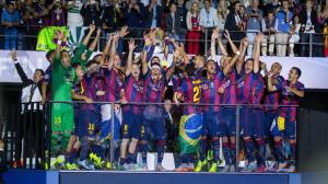 Barcelona Campeon Champions League