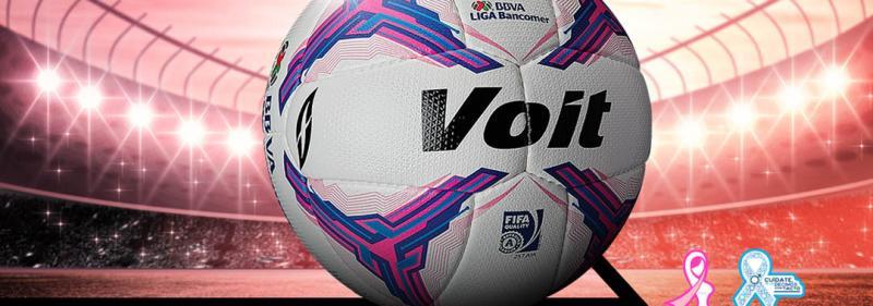 Balón Rosa Liga MX