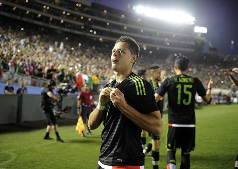 Javier Chicharito Hernández Selección Mexicana