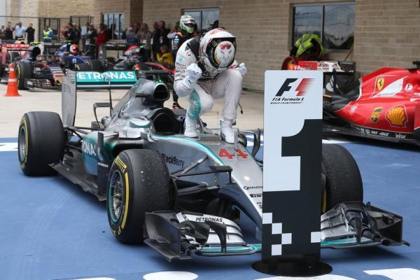 Lewis Hamilton Mercedes Formula 1