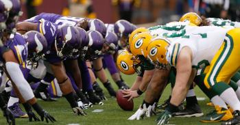 Minnesota Vikings Green Bay Packers