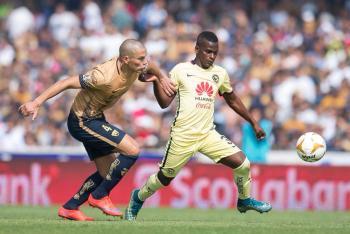 Dario Veron Darwin Quintero Pumas America