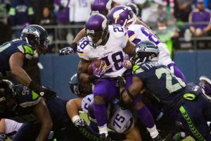 Seattle Seahawks Minnesota Vikings