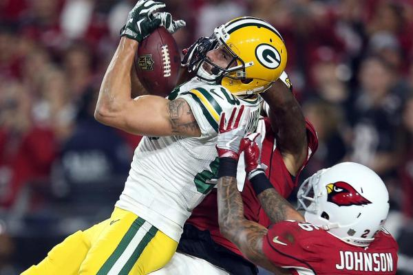 Jeff Janis Green Bay Packers