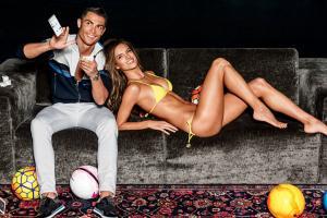 Cristiano Ronaldo Alessandra Ambrosio