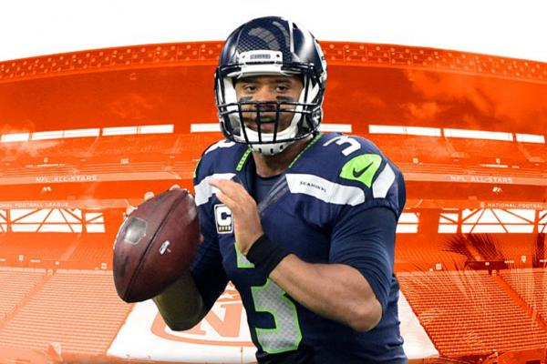 Russell Wilson Pro Bowl