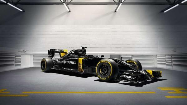 Renault F1 RS16