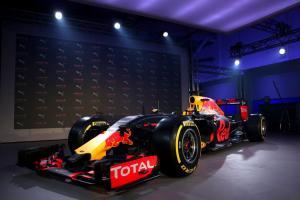 Red Bull Fórmula 1 2016