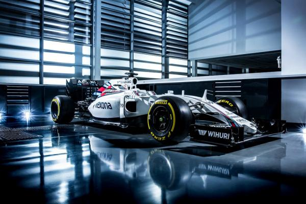 Williams FW38 Fórmula 1