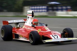 Ferrari Fórmula 1 Niki Lauda 1975