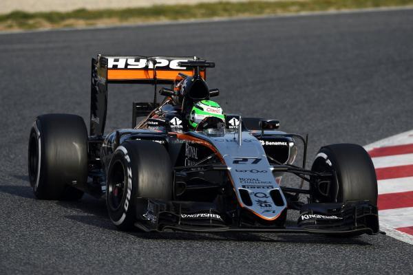 Fórmula 1 Force India Nico Hulkenberg