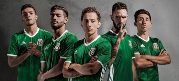 Jersey Selección Mexicana