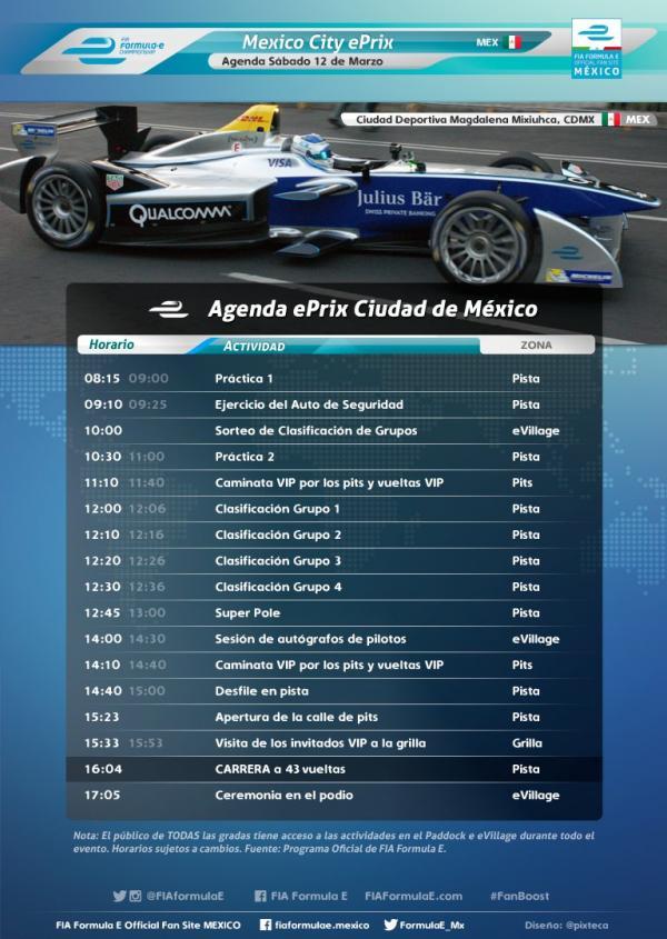 Mexico ePrix 2016