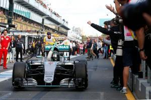 Nico Rosberg F1 Australia