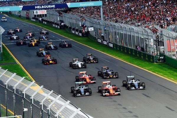 Gran Premio Australia F1