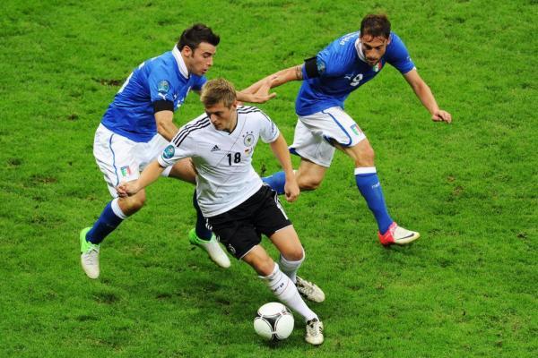 Alemania Italia