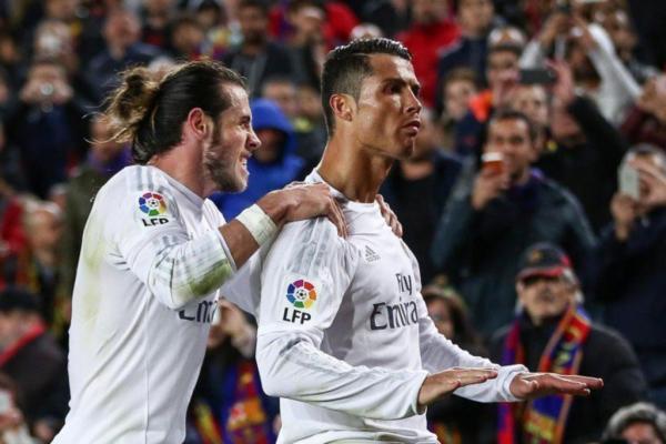 """""""El Comandante"""" Cristiano Ronaldo puso orden y dio la victoria al Real Madrid."""