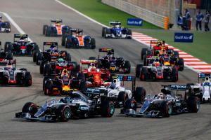 Fórmula 1 Gran Premio Baréin