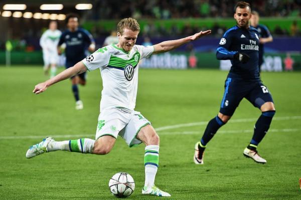 Wolfsburg Real Madrid