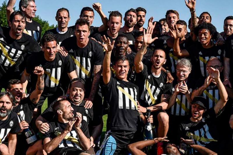 Juventus Campeón Serie A