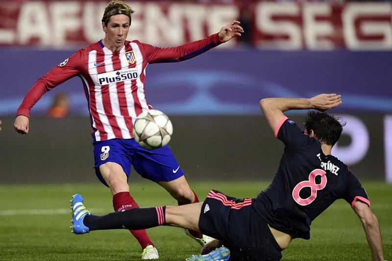 Fernando Torres Atlético Madrid Bayern Múnich